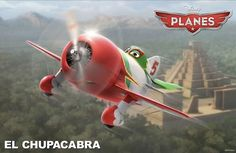 Carlos Alazraqui will voice El Chupacabra in Planes