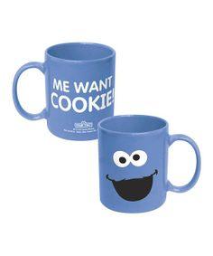 Cookie Monster Mug.