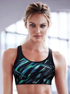 The Standout by Victoria's Secret Sport Bra VS Sport