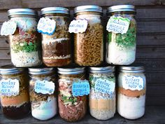 Rainy Day Food Storage: Sauces & Mixes Recipes