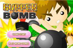 Divertido juego al Estilo Bomberman donde hay varios chicos y chicas para hacer explotar bombas y capturar todos los objetos encontrados
