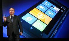 Back as a top Microsoft exec, Elop defends decisions at Nokia