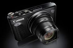 Fantechnology: Arriva la nuova fotocamera compatta super zoom Pow...