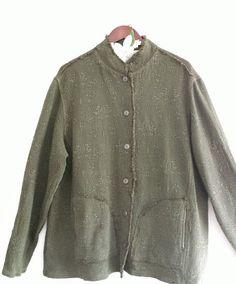 Bohemian Jacket Eco Friendly Tencel Gypsy by KheGreen,