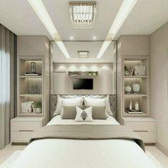 28+ popular small master bedroom makeover ideas 32 ⋆ Home & Garden Design