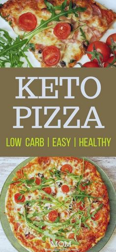 Easy quick Keto lunc Easy quick Keto lunch ideas for meal prep - Keto office lunch (instead of eating out) or healthy lunch alternatives for your kids to take to school! Ketogenic diet made easy with Keto recipes and meal preps. Diet Lunch Ideas, Lunch Recipes, Dinner Recipes, Dessert Recipes, Low Carb Pizza, Low Carb Keto, Easy Meal Prep, Quick Easy Meals, Healthy Snacks