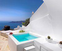 Tholos Resort, Imerovigli - Escapio | Einzigartige Hotels