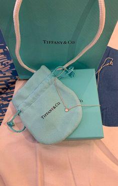 Tiffany & CO Diamond by the yard Pendant on Mercari Simple Jewelry, Cute Jewelry, Bridal Jewelry, Jewelry Accessories, Jewelry Design, Tiffany Key Necklace, Tiffany And Co Jewelry, Jewelry Closet, Magical Jewelry