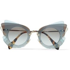 Miu Miu Cat-eye acetate sunglasses (213.820 CRC) ❤ liked on Polyvore featuring accessories, eyewear, sunglasses, grey, cateye sunglasses, uv protection glasses, grey sunglasses, miu miu sunglasses and retro style sunglasses #miumiuglasses