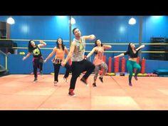Tu me Quemas - Chino & Nacho (feat. Gente de Zona & Los Cadillac's) ZUMBA.- - YouTube