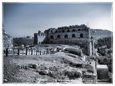 #karak #jordan #castle #history #heritage #art #architecture #ruins #museum #sculpture #statue #travel #oldcastle #2007 #photography #photo #myphoto #picture