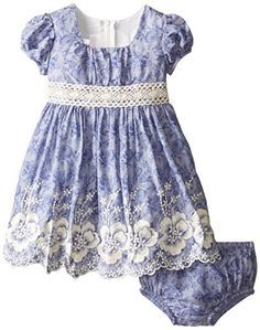 3370ede0 Smocked Baby Clothes, Chambray Dress, Cheap Dresses, Baby Dresses, Frocks,  Baby Makes, Short Sleeve Dresses, Baby Baby, Baby Girls