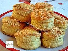 Scones, Bakery, Muffin, Food And Drink, Breakfast, Food And Drinks, Rezepte, Breakfast Cafe, Muffins