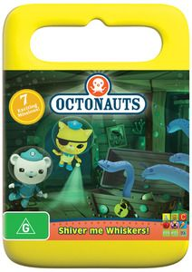 Octonauts - Shiver Me Whiskers. Equipped with a fleet of aquatic vehicles, the Octonauts rescue amazing sea creatures, explore incredible underwater worlds, and often save the day before returning safely to their home base, the Octopod. $19.99