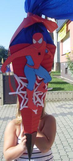 Spiderman Schultuete