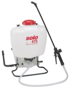 Garden Sprayers 178984 Knapsack Sprayer 475 No B Solo Inc
