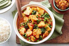 Vegetable madras curry | Taste.com.au