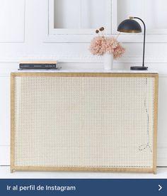 Cubre radiadores de Calma Chechu Objects, Decoration, Interior, Diy, Design, Home Decor, Cover, Houses, Dining Room
