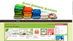 Cloth Diapering Bloggers