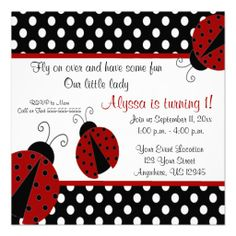 >>>Hello          Ladybug Birthday Invitation           Ladybug Birthday Invitation We provide you all shopping site and all informations in our go to store link. You will see low prices onHow to          Ladybug Birthday Invitation please follow the link to see fully reviews...Cleck Hot Deals >>> http://www.zazzle.com/ladybug_birthday_invitation-161850422236667099?rf=238627982471231924&zbar=1&tc=terrest