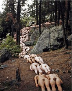 View Jerez Mountains by Spencer Tunick on artnet. Browse upcoming and past auction lots by Spencer Tunick. Spencer Tunick, Tableaux Vivants, Pictures Of The Week, Nude Photography, Erotic Art, Installation Art, Art Installations, New Mexico, Sculpture Art