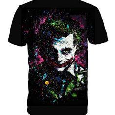 #Joker, Dark Knight, The Joker, Shirt, T-Shirt, Hoodie, Tee