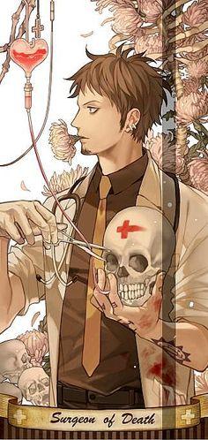 Đԑa†ԋ Đoc†oɌ