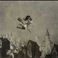room42: Off for the Sabbot, William Mortensen (image courtesy… ...