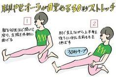 なかなか細くならない脚...。その原因は「太ももの前張り」が原因かもしれません。そこで、今回は太ももの前張りを解消するストレッチをご紹介します。たった30秒でOKなので、ぜひ取り入れてみてくださいね♪