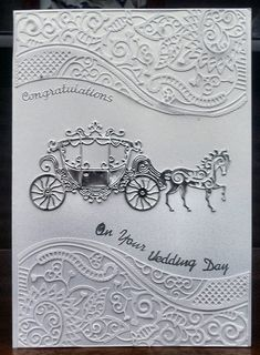 Wedding cards | Silver Wedding card #cards #weddingcards #wedding