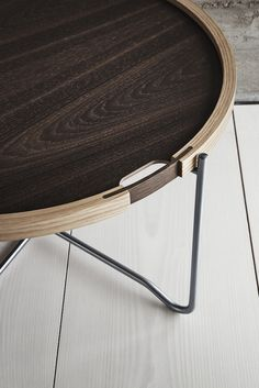 Carl Hansen - table plateau CH417