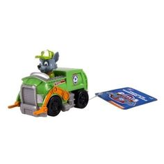 Paw Patrol Rocky Nickelodeon Racers Mini Figure Vehicle Kids Toy Christmas Gift for sale online Paw Patrol Rocky, Paw Patrol Characters, Paw Patrol Toys, Toys R Us Canada, Toy Store, Kids Toys, Recycling, Christmas Gifts, The Incredibles