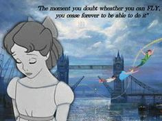 peter pan quotes   deviantART: More Like Really Sad Peter Pan Quote by ~JessiPan