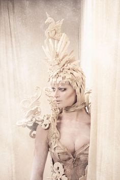 photography : Tina Patni  Make-up Ginno Alducente  Fashion: Amato Haute Couture #photography #fashion