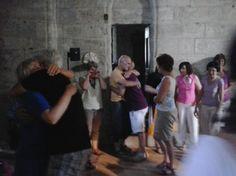Abbracci a Romena http://www.fabriziocatalano.it/18-19-20-luglio-rischiamo-il-coraggio-incontri-fraternita-di-romena/
