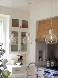 Home Tour Decorating With The New Neutral Contemporary Pendant