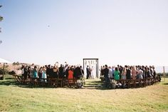 You can have a seaside ceremony and a barn bash at this California wedding venue that has both a beach AND a barn. For more, visit The Venue Report.