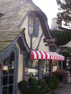 Tuck Box in Carmel, CA