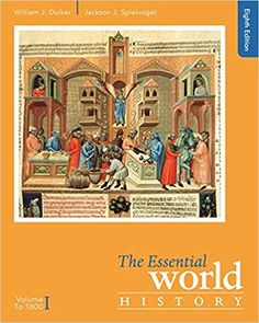 Campbell biology 11th edition in true pdf free download authors the essential world history volume i to 1800 8th edition ebook ebooks details authors william j dulker jackson j spielvogel file size 44 mb fandeluxe Choice Image