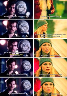 "Parallels | Killian Jones and Emma Swan - 5 * 8 ""Broken Hearts"" - 5 * 21""Last Rites"" #CaptainSwan"