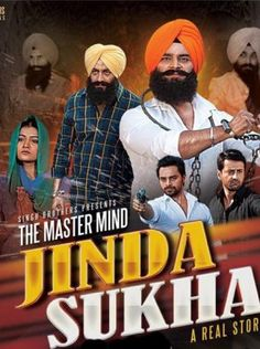 "The Master mind Jinda Sukha"" is based on the true life story of two great martyrs in the 20th century Sikh history Bhai Harjinder Singh Jinda and Sukhdev Singh Sukha, known for their high profile acts of bravery"