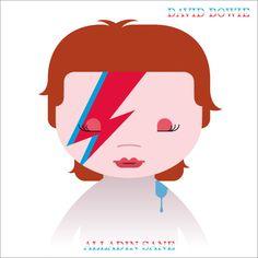 David Bowie / Alladin Sane