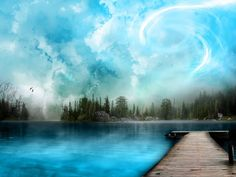 Big Blue Storm Photograph: http://www.wallpaperspub.net/pre-big-blue-storm-3315.htm #Nature #Naturewallpapers #Naturephotos #BlueStorm #Scenery