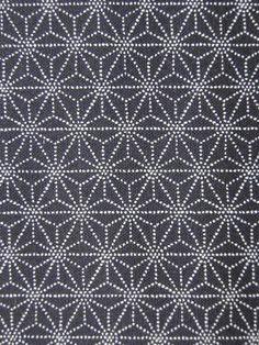 motif Asanoha bleu pointillé 50*110 : Tissus Habillement, Déco par la-rabichette Deco, Etsy, Unique Jewelry, Pattern, Blue, Lounge Chairs, Drawing Drawing, Decor, Deko