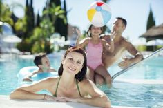 "Thinking of getting a swimming pool--but afraid that the expense will put you under water? Check out this article that explains all the costs associated with creating a ""cement pond"" in your backyard. Pool Cost, True Cost, Weather Activities, All Inclusive Resorts, Water Sports, Warm Weather, Summer Fun, Cool Kids, Swimming Pools"