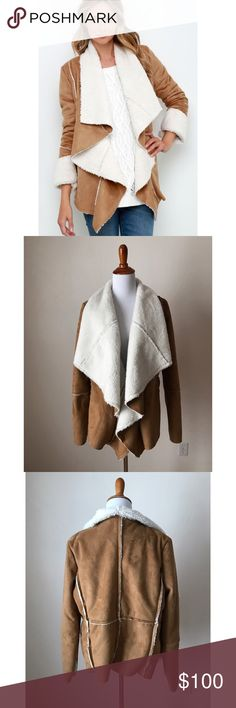NWT Somedays Lovin Sherpa Coat Somedays lovin is sold at many stores including Urban Outfitters, Tobi, Lulus, ASOS, & Revolve. New with tags, reasonable offers welcome. Somedays Lovin Jackets & Coats