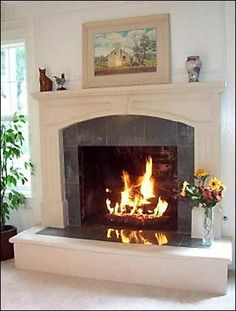 Home Improvement I Love Fireplaces - Great Remodeling Design Ideas