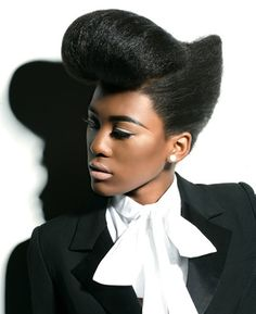 Afro Hairstyles From ghd ® | Cool Afro Hair Style