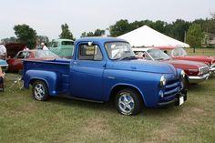 55 Dodge truck