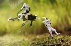 Juxtapoz Magazine - Life as a Stormtrooper